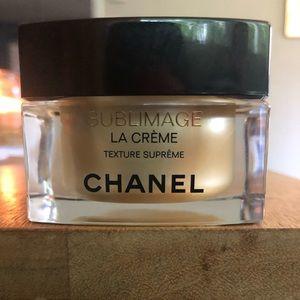 Chanel Sublimage- texture supreme